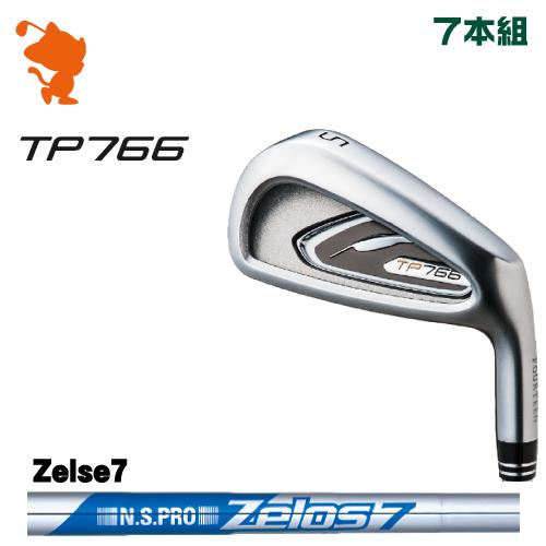 フォーティーン TP766 アイアンFOURTEEN TP766 IRON 7本組NSPRO Zelos7 スチールシャフトメーカーカスタム 日本正規品