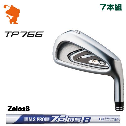 フォーティーン TP766 アイアンFOURTEEN TP766 IRON 7本組NSPRO Zelos8 スチールシャフトメーカーカスタム 日本正規品