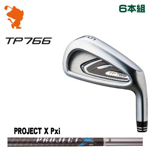 フォーティーン TP766 アイアンFOURTEEN TP766 IRON 6本組PROJECT X PXi スチールシャフトメーカーカスタム 日本正規品