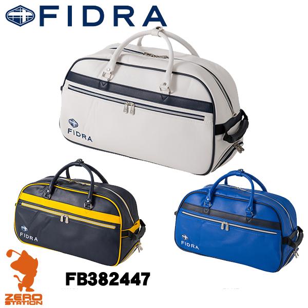 《あす楽》FIDRA フィドラ FB382447 メンズ ボストンバッグ キャスター付き 合成皮革 [17秋冬]