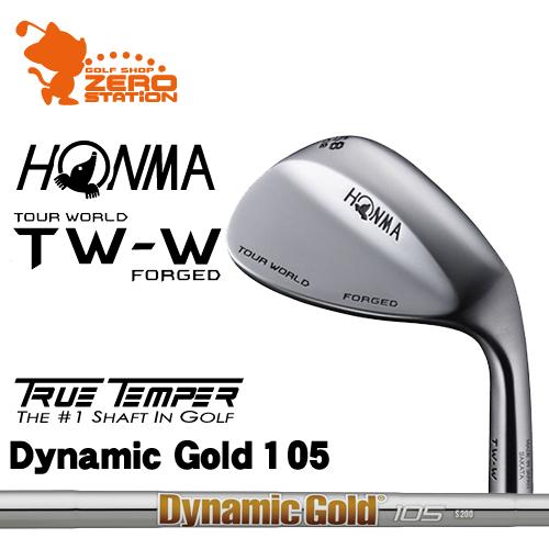 本間ゴルフ 2017年 ツアーワールド WEDGEDynamic TW-W ウェッジHONMA TW-W TOUR WORLD 2017年 TW-W WEDGEDynamic Gold 105 スチールシャフトメーカーカスタム 日本正規品, ポップアップカード屋さん:72f31d57 --- jpworks.be