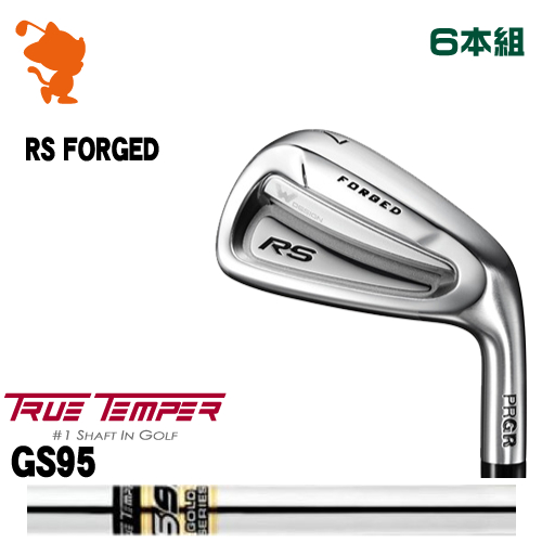 【NEW限定品】 プロギア 2018年 RS FORGED 日本モデル アイアンPRGR 6本組GS95 FORGED 18 RS FORGED IRON 6本組GS95 スチールシャフトメーカーカスタム 日本モデル, 木材倉庫 ムック:9f8673c2 --- business.personalco5.dominiotemporario.com
