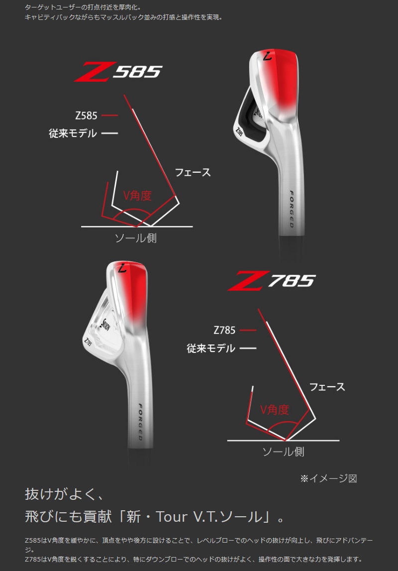 ダンロップ スリクソン Z785 アイアンDUNLOP SRIXON Z785 IRON 8本組PROJECT X スチールシャフトメーカーカスタム 日本モデル