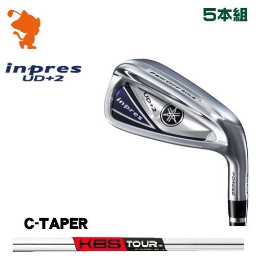 ヤマハ 19 インプレス UD+2 アイアンYAMAHA 19 inpres UD+2 IRON 5本組KBS TOUR C-Taper スチールシャフトメーカーカスタム 日本モデル