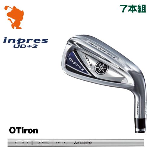 ヤマハ 19 インプレス UD+2 アイアンYAMAHA 19 inpres UD+2 IRON 7本組OT iron カーボンシャフトメーカーカスタム 日本正規品