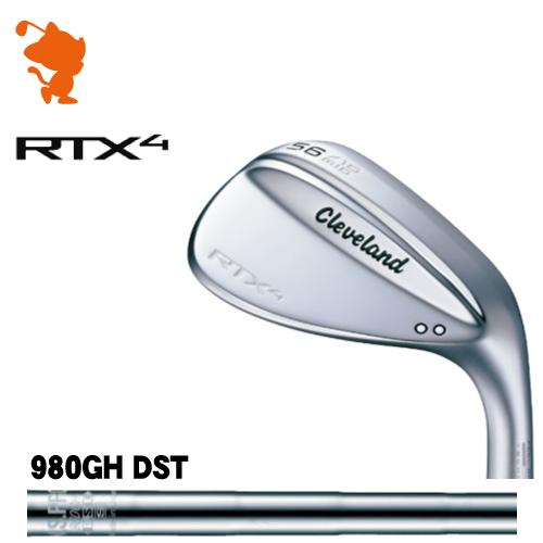 品質保証 クリーブランド RTX4 ツアーサテン ウェッジCleveland 980GH RTX4 ツアーサテン WEDGENSPRO RTX4 980GH DST スチールシャフトメーカーカスタム 日本モデル, 幸福SHOP:0285fda5 --- construart30.dominiotemporario.com
