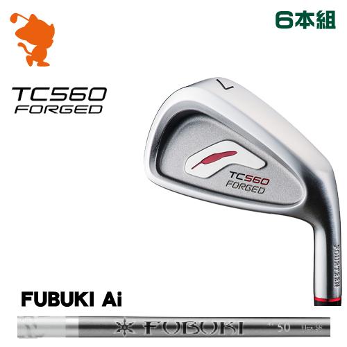 フォーティーン TC-560 FORGED アイアンFOURTEEN TC560 FORGED IRON 6本組FUBUKI Ai カーボンシャフトメーカーカスタム 日本正規品