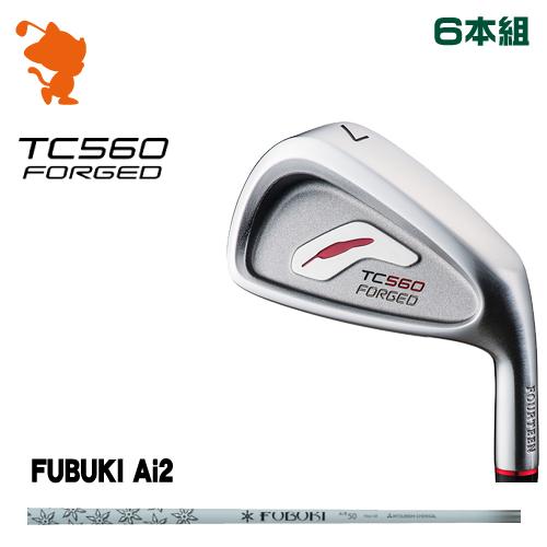 フォーティーン TC-560 FORGED アイアンFOURTEEN TC560 FORGED IRON 6本組FUBUKI Ai2 IRON カーボンシャフトメーカーカスタム 日本正規品