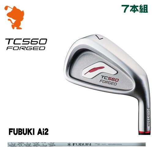 フォーティーン TC-560 FORGED アイアンFOURTEEN TC560 FORGED IRON 7本組FUBUKI Ai2 IRON カーボンシャフトメーカーカスタム 日本正規品