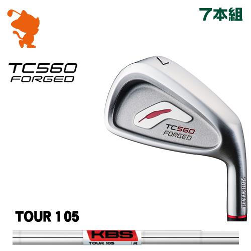 フォーティーン TC-560 FORGED アイアンFOURTEEN TC560 FORGED IRON 7本組KBS TOUR 105 スチールシャフトメーカーカスタム 日本正規品