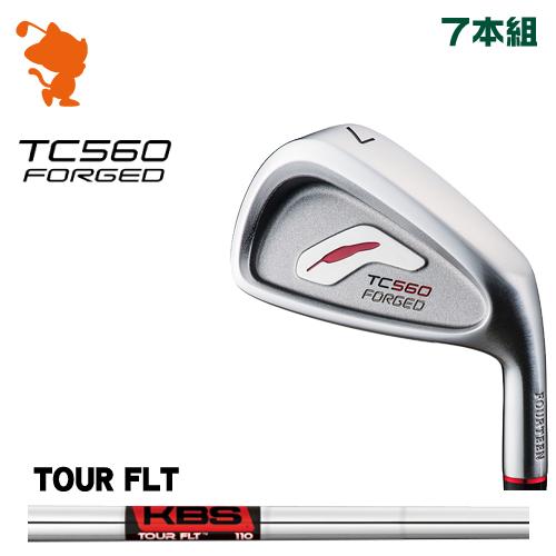 フォーティーン TC-560 FORGED アイアンFOURTEEN TC560 FORGED IRON 7本組KBS TOUR FLT スチールシャフトメーカーカスタム 日本正規品