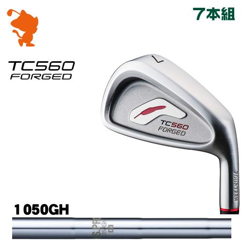 フォーティーン TC-560 FORGED アイアンFOURTEEN TC560 FORGED IRON 7本組NSPRO 1050GH スチールシャフトメーカーカスタム 日本正規品