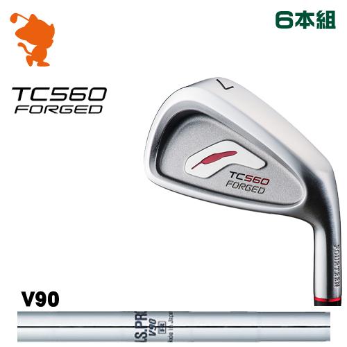 フォーティーン TC-560 FORGED アイアンFOURTEEN TC560 FORGED IRON 6本組NSPRO V90 スチールシャフトメーカーカスタム 日本正規品