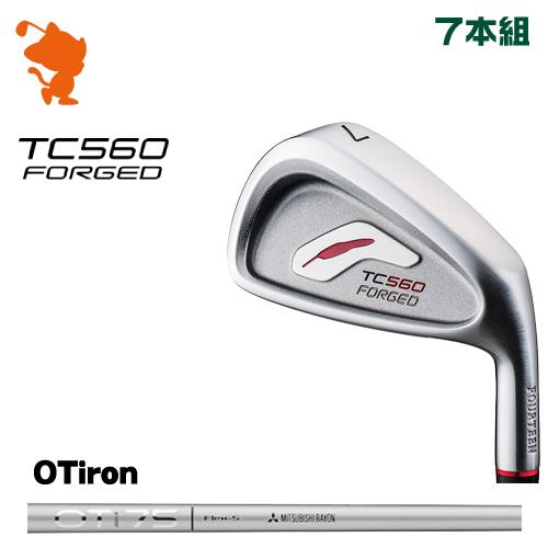 フォーティーン TC-560 FORGED アイアンFOURTEEN TC560 FORGED IRON 7本組OT iron カーボンシャフトメーカーカスタム 日本正規品