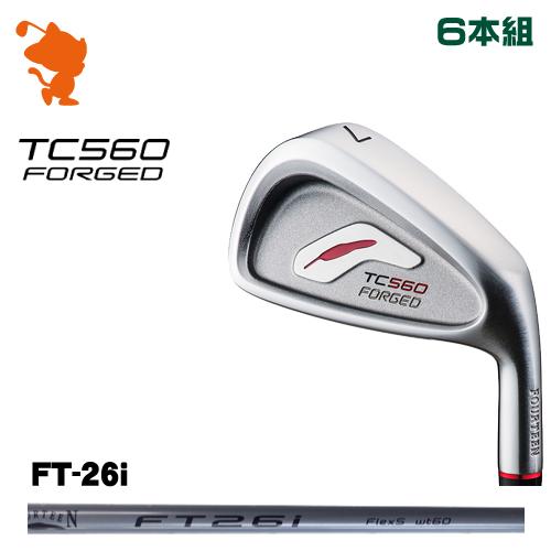 フォーティーン TC-560 FORGED アイアンFOURTEEN TC560 FORGED IRON 6本組FT-26i カーボンシャフトメーカーカスタム 日本正規品