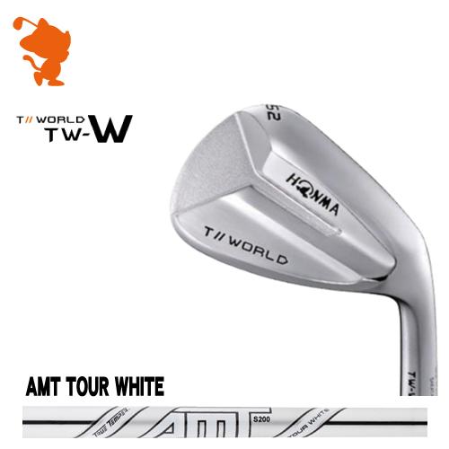 本間ゴルフ 2018年 ツアーワールド TW-W ウェッジHONMA TOUR WORLD TW-W WEDGEAMT TOUR WHITE スチールシャフトメーカーカスタム 日本モデル