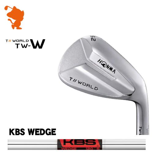 本間ゴルフ 2018年 ツアーワールド TW-W ウェッジHONMA TOUR WORLD TW-W WEDGEKBS WEDGE スチールシャフトメーカーカスタム 日本モデル