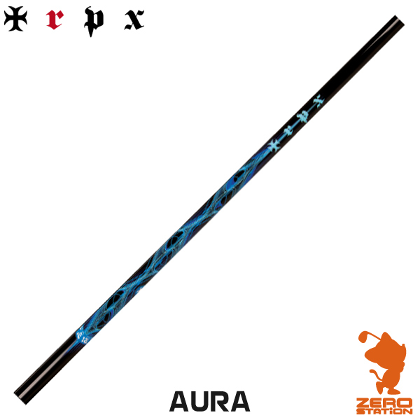 TRPX トリプルエックス AURA ドライバーシャフト [リシャフト対応] 【シャフト交換 リシャフト 作業 ゴルフ工房】