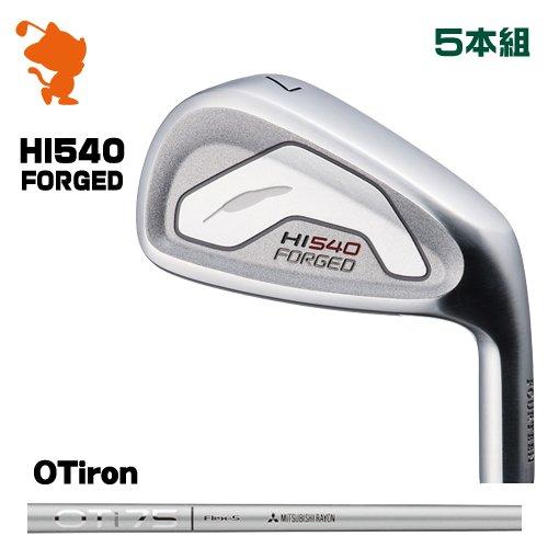 フォーティーン HI-540 FORGED アイアンFOURTEEN HI540 FORGED IRON 5本組OT iron カーボンシャフトメーカーカスタム