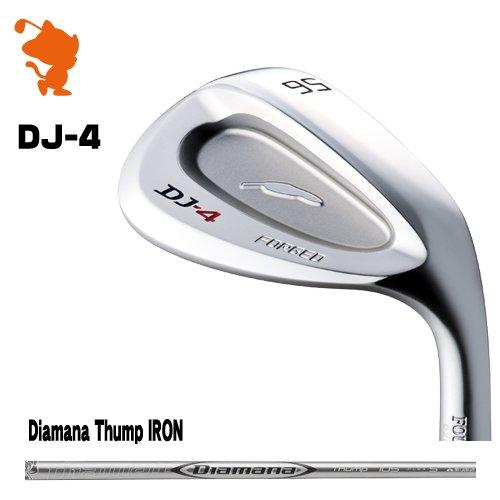 フォーティーン DJ-4 シルバー ウェッジFOURTEEN DJ4 WEDGEDiamana Thump IRON ディアマナメーカーカスタム 日本モデル