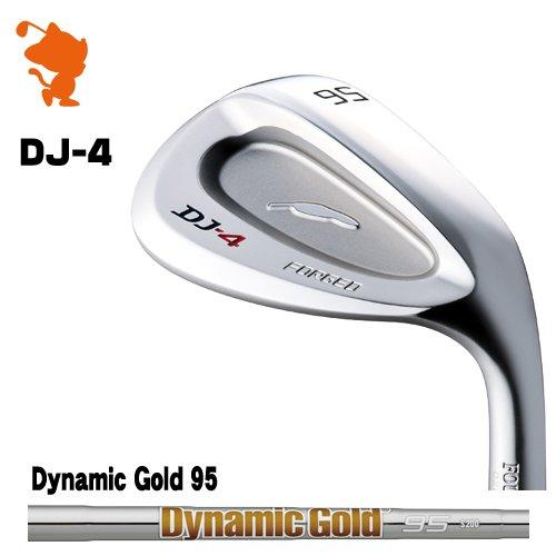 フォーティーン DJ-4 シルバー ウェッジFOURTEEN DJ4 WEDGEDynamic Gold 95 ダイナミックゴールドメーカーカスタム 日本モデル