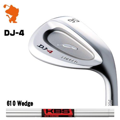 フォーティーン DJ-4 シルバー ウェッジFOURTEEN DJ4 WEDGEKBS 610 Wedge スチールシャフトメーカーカスタム 日本モデル