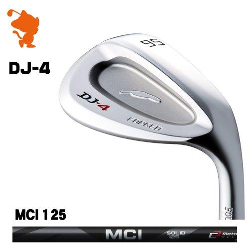 フォーティーン DJ-4 シルバー ウェッジFOURTEEN DJ4 WEDGEMCI 125 SOLID/MILD エムシーアイメーカーカスタム 日本モデル
