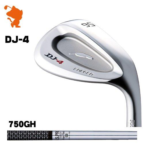 フォーティーン DJ-4 シルバー ウェッジFOURTEEN DJ4 WEDGENSPRO 750GH Wrap Tech スチールシャフトメーカーカスタム 日本モデル