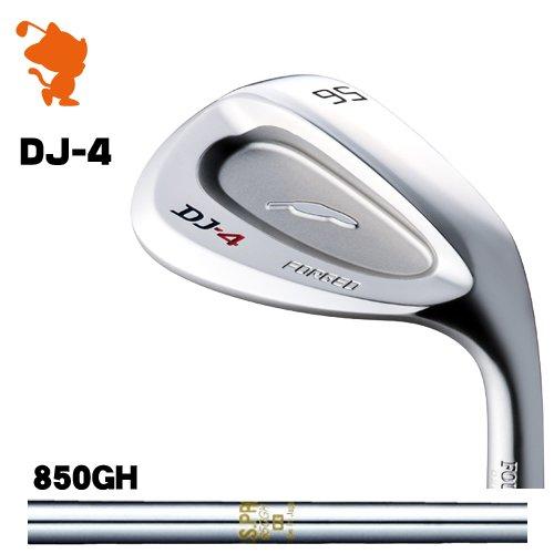 フォーティーン DJ-4 シルバー ウェッジFOURTEEN DJ4 WEDGENSPRO 850GH スチールシャフトメーカーカスタム 日本モデル