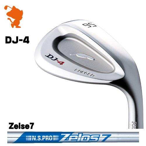 フォーティーン DJ-4 シルバー ウェッジFOURTEEN DJ4 WEDGENSPRO Zelos7 ゼロスメーカーカスタム 日本モデル