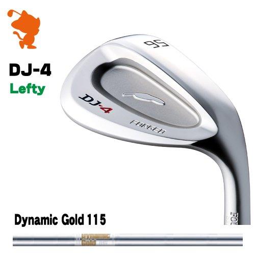 フォーティーン DJ-4 シルバー レフティ ウェッジFOURTEEN DJ4 Lefty WEDGEDynamic Gold 115 ダイナミックゴールドメーカーカスタム 日本モデル