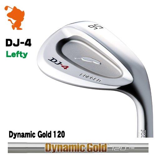 フォーティーン DJ-4 シルバー レフティ ウェッジFOURTEEN DJ4 Lefty WEDGEDynamic Gold 120 ダイナミックゴールドメーカーカスタム 日本モデル