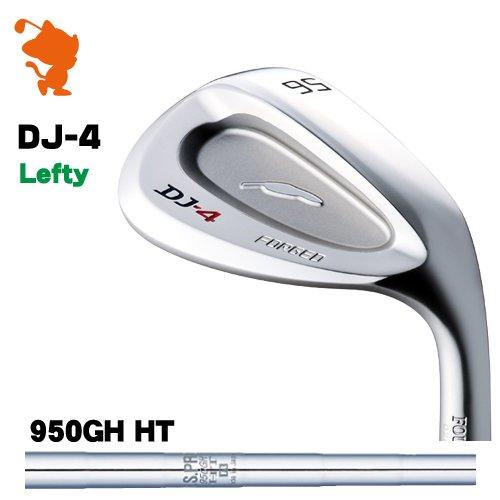 フォーティーン DJ-4 シルバー レフティ ウェッジFOURTEEN DJ4 Lefty WEDGENSPRO 950GH HT スチールシャフトメーカーカスタム 日本モデル