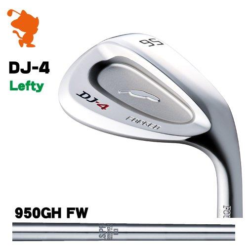 フォーティーン DJ-4 シルバー レフティ ウェッジFOURTEEN DJ4 Lefty WEDGENSPRO 950GH WF スチールシャフトメーカーカスタム 日本モデル