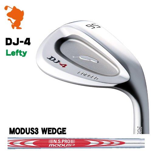 フォーティーン DJ-4 シルバー レフティ ウェッジFOURTEEN DJ4 Lefty WEDGENSPRO MODUS3 WEDGE モーダスメーカーカスタム 日本モデル