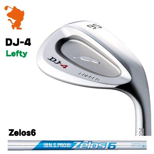 フォーティーン DJ-4 シルバー レフティ ウェッジFOURTEEN DJ4 Lefty WEDGENSPRO Zelos6 ゼロスメーカーカスタム 日本モデル