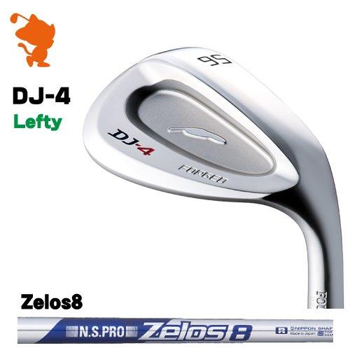 フォーティーン DJ-4 シルバー レフティ ウェッジFOURTEEN DJ4 Lefty WEDGENSPRO Zelos8 ゼロスメーカーカスタム 日本モデル
