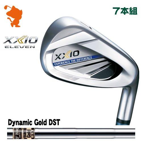 ダンロップ 2020 ゼクシオイレブン アイアンDUNLOP XXIO 11 ELEVEN IRON 7本組Dynamic Gold DST ダイナミックゴールドメーカーカスタム 日本モデル