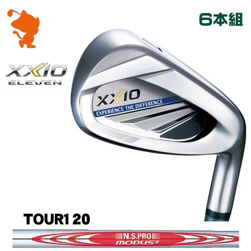 ダンロップ 2020 ゼクシオイレブン アイアンDUNLOP XXIO 11 ELEVEN IRON 6本組NSPRO MODUS3 TOUR120 モーダスメーカーカスタム 日本モデル
