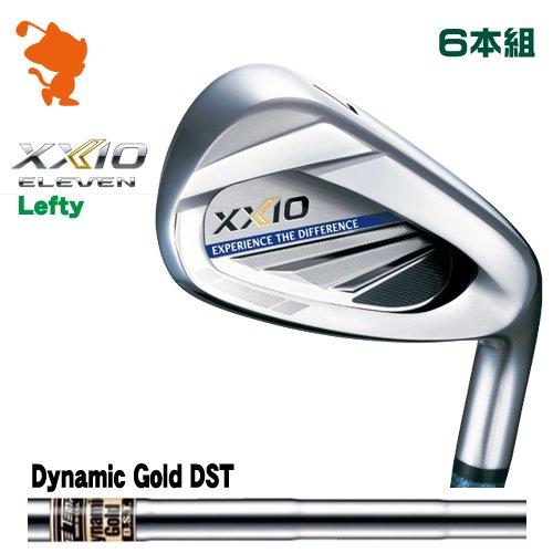 ダンロップ 2020 ゼクシオイレブン レフティ アイアンDUNLOP XXIO 11 ELEVEN Lefty IRON 6本組Dynamic Gold DST ダイナミックゴールドメーカーカスタム 日本モデル