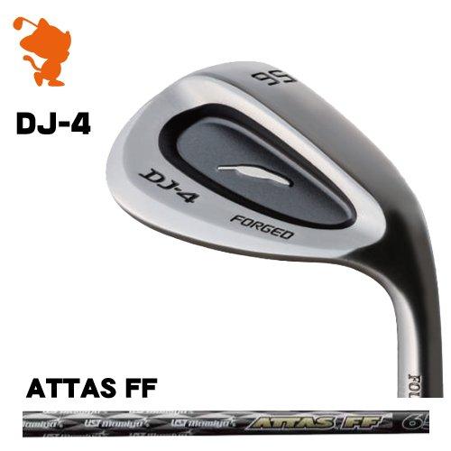 フォーティーン DJ-4 ライトブラック ウェッジFOURTEEN DJ4 BK WEDGEATTAS FF アッタスメーカーカスタム 日本モデル