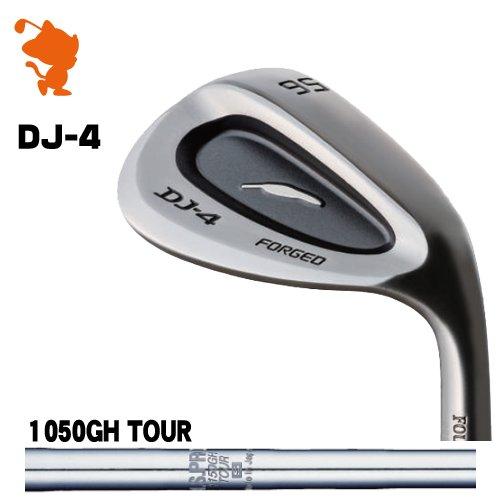 フォーティーン DJ-4 ライトブラック ウェッジFOURTEEN DJ4 BK WEDGENSPRO 1150GH TOUR スチールシャフトメーカーカスタム 日本モデル