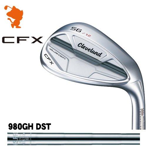クリーブランド CFX ウェッジCleveland CFX WEDGENSPRO 980GH DST スチールシャフトメーカーカスタム 日本モデル
