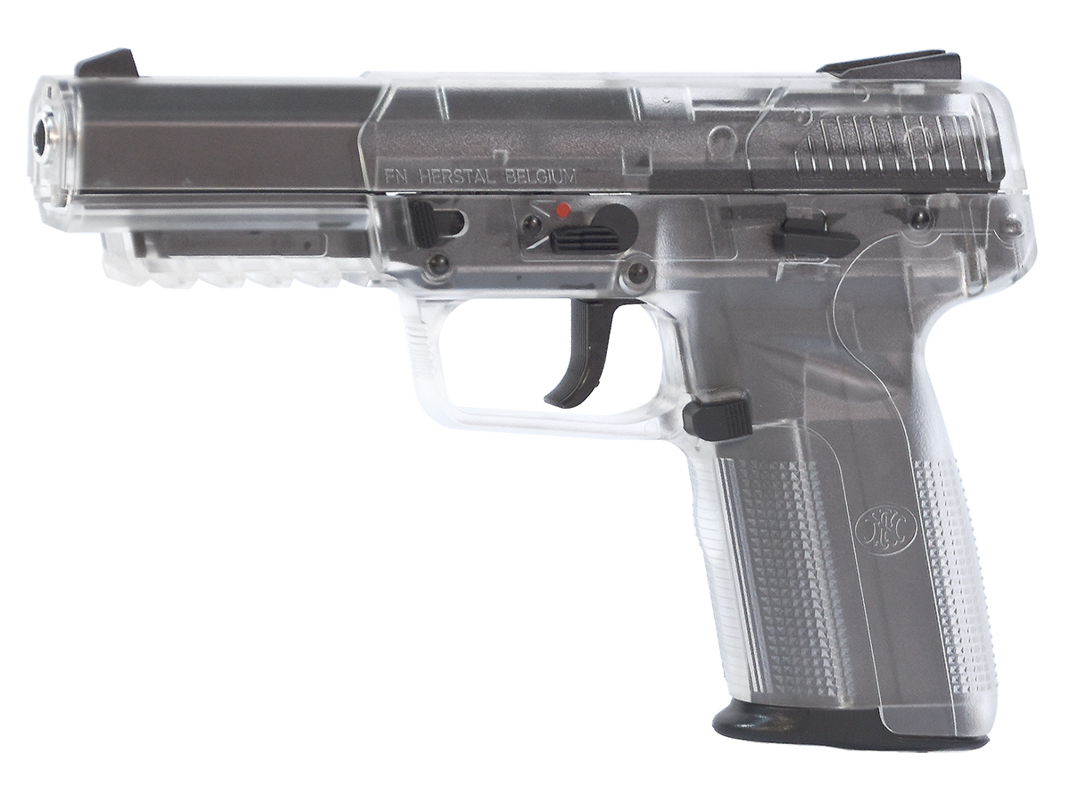東京マルイ FNハースタル FN5-7(ファイブセブンUSG) - スケルトンカスタム(オリジナルカスタム) - ガスブローバック・ガスガン 対象年令18才以上(18歳以上)