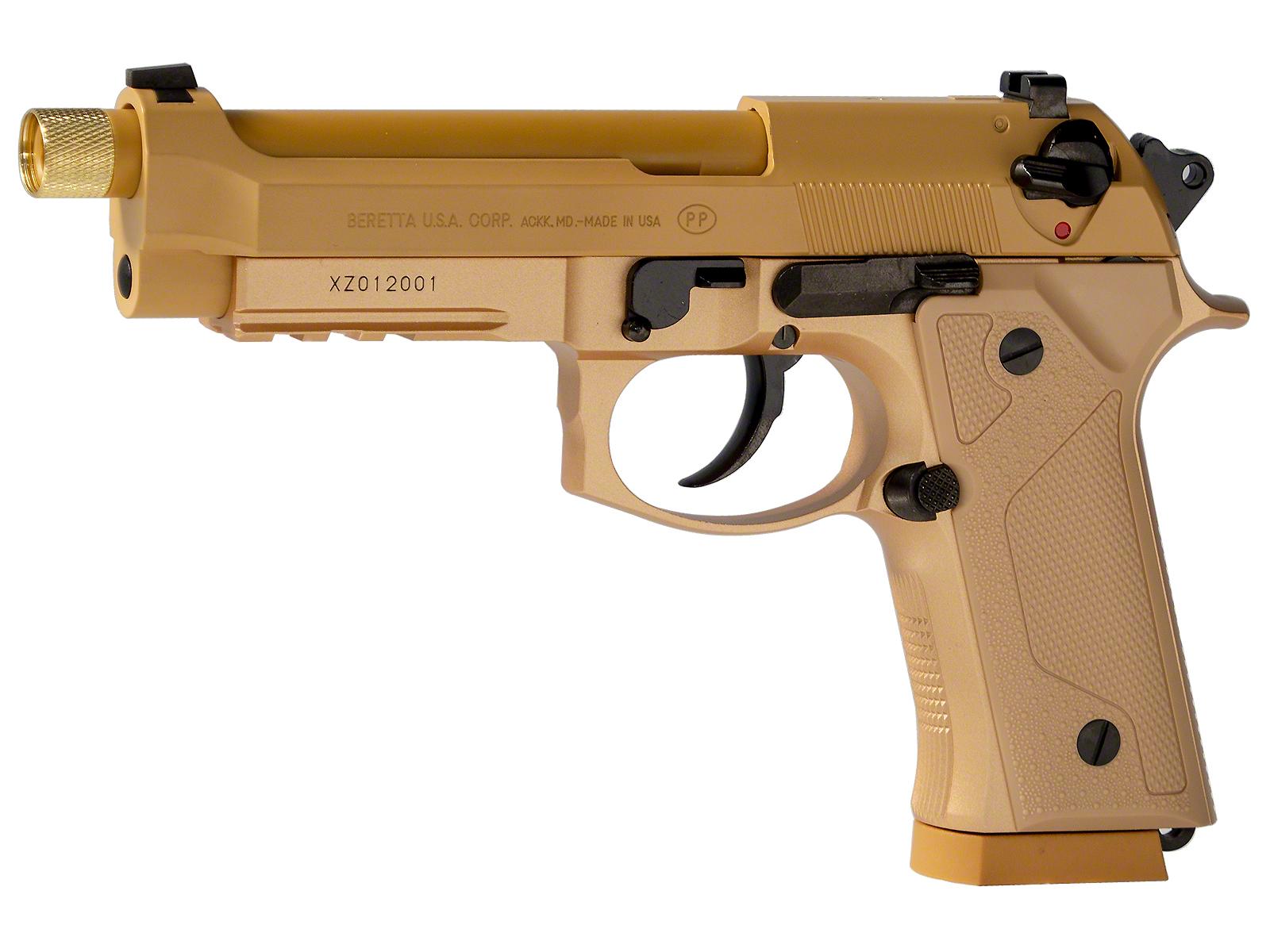 KSC M9A3 タイプF デザートサンド(タンカラー) ヘビーウェイトモデル ガスブローバック・ガスガン 対象年令18才以上(18歳以上)