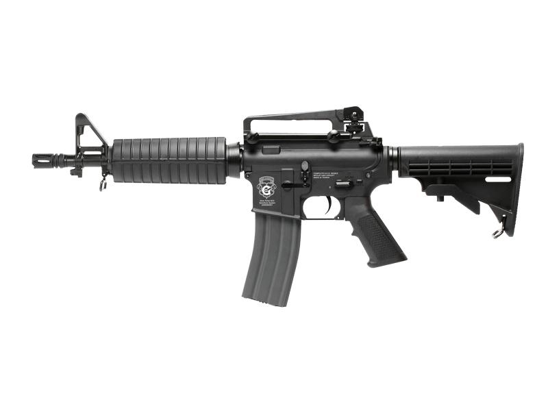 G&Gアーマメント - CM16 Carbine Light(カービンライト) - ブラックモデル 電動ガン(電動エアーガン・電動エアガン) 対象年令18才以上(18歳以上) <EGC-16P-CAL-BNB-NCS>