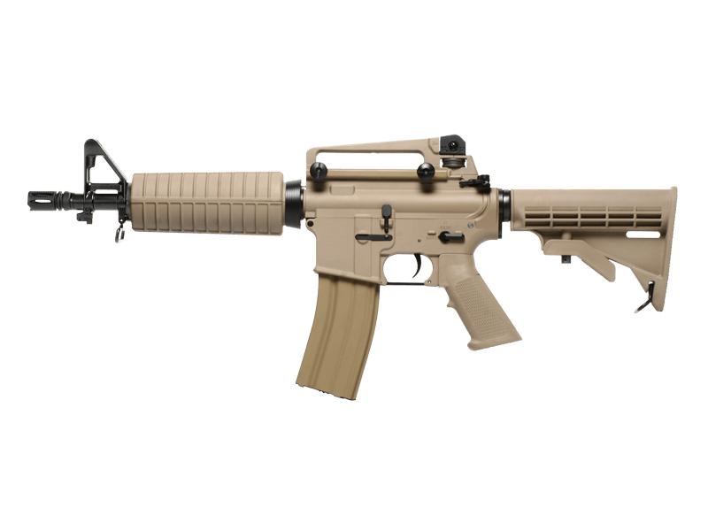 <新規オープン記念企画販売> G&Gアーマメント - CM16 Carbine Light(カービンライト) - デザートサンドモデル 電動ガン(電動エアーガン・電動エアガン) 対象年令18才以上(18歳以上) <EGC-16P-CAL-DNB-NCS>