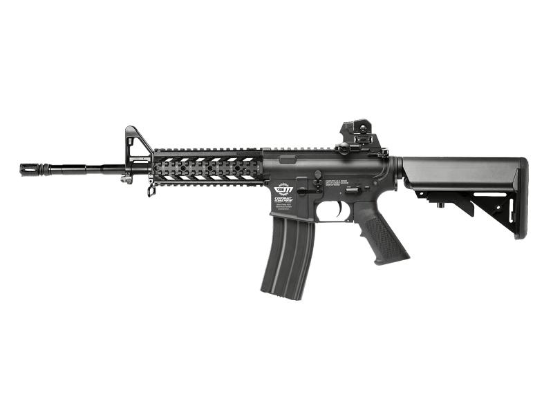 G&Gアーマメント - CM16 Raider L(レイダーL) - ブラックモデル 電動ガン(電動エアーガン・電動エアガン) 対象年令18才以上(18歳以上) <EGC-16P-RDL-BNB-NCS>