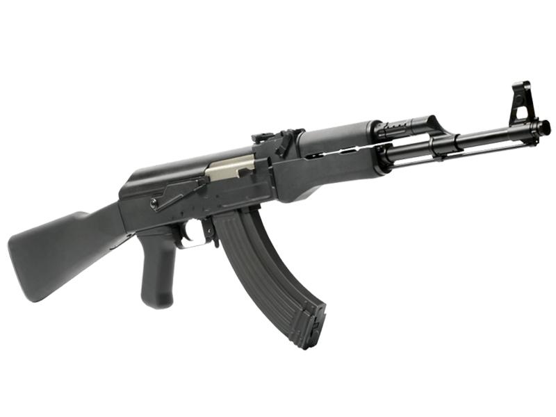 G&Gアーマメント - RK47 - ブラックモデル 電動ガン(電動エアーガン・電動エアガン) 対象年令18才以上(18歳以上) <EGC-47P-STD-BNB-NCS>