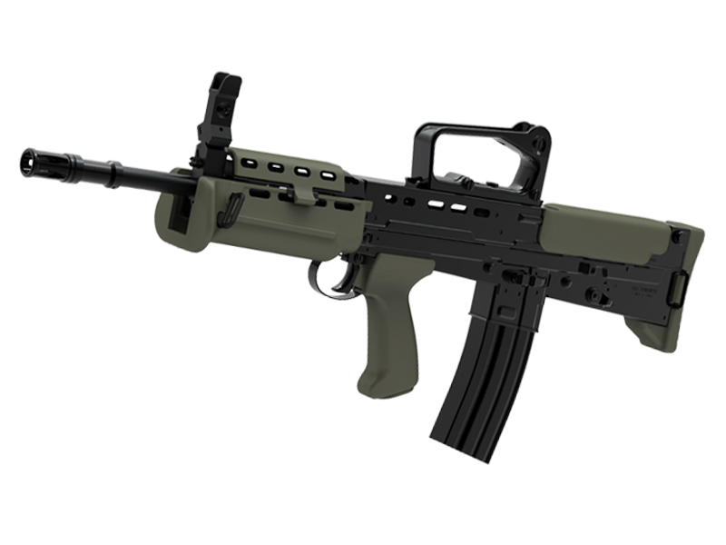 G&Gアーマメント - L85 Carbine(カービン) - ETUモデル(電子トリガーユニット搭載) 電動ガン(電動エアーガン・電動エアガン) 対象年令18才以上(18歳以上) <TGL-L85-CAE-BBB-NCS>